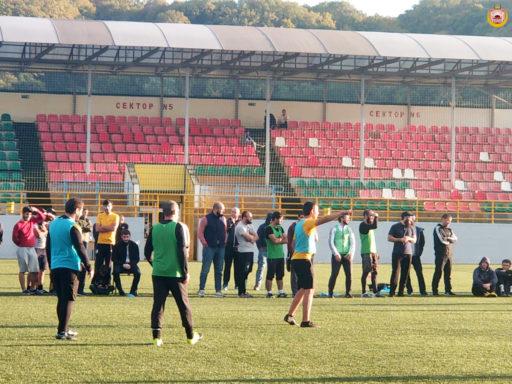 В Майкопе состоялся турнир по мини-футболу среди мусульманских общин