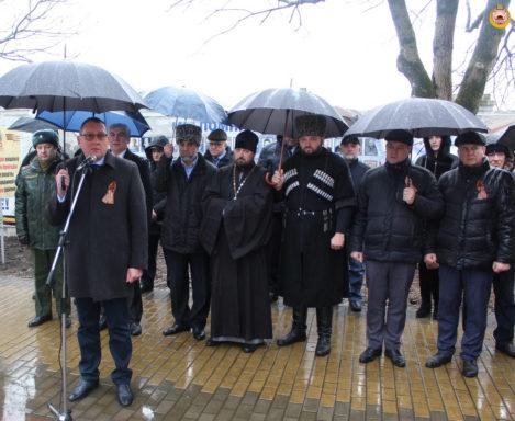 Имамы аулов Успенского района приняли участие в мероприятиях