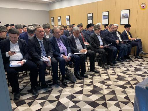 Муфтий Аскарбий Карданов принял участие в совещании по актуальным вопросам исламского образования в РФ