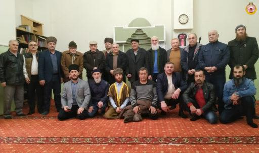 Делегация ДУМ РА и  КК посетила мусульман Абхазии