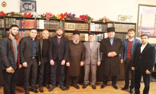 В Пятигорске состоялось заседание молодежного клуба «Дружный Кавказ»