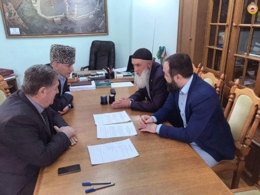 Муфтий Адыгеи и муфтий Абхазии подписали соглашение о сотрудничестве