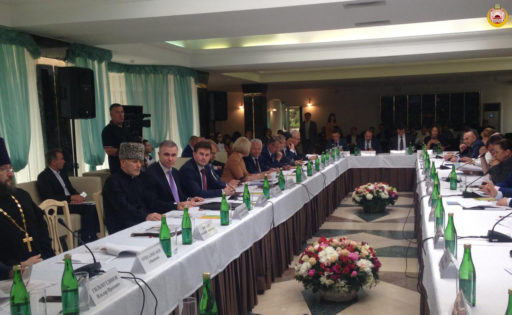 Муфтий Аскарбий Карданов принял участие в семинаре-совещании в Анапе
