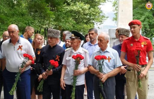 Выездное заседание Совета ДУМ РА и КК в Новороссийске