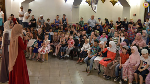 В Майкопе прошел праздник для детей