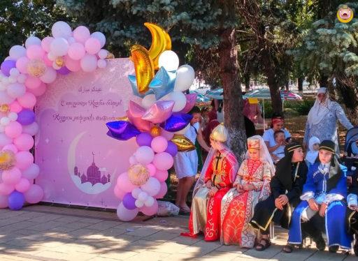 В Майкопе прошел праздник Курбан-Байрам для детей