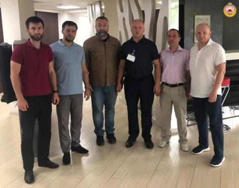 Делегация ДУМ РА и КК приняла участие в конференции в Краснодаре