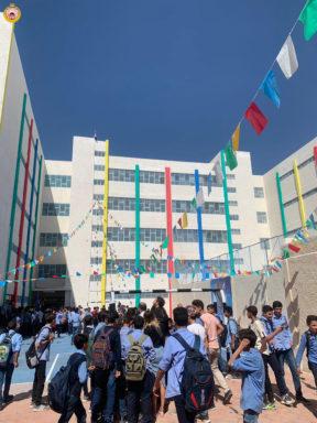 Муфтий А.Х. Карданов принял участие в открытии школы в Сирии