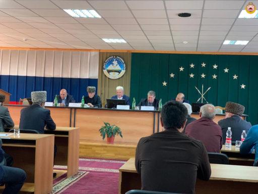 Заседания по вопросам похоронных обрядов