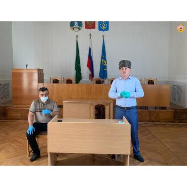 Муфтий Аскарбий Карданов провел рабочие встречи