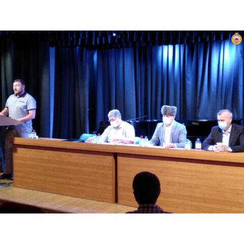 В Майкопе прошло расширенное совещание с имамами