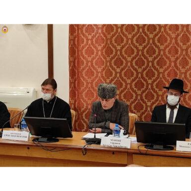 Муфтий Аскарбий Карданов принял участие в работе Совета при губернаторе Краснодарского края