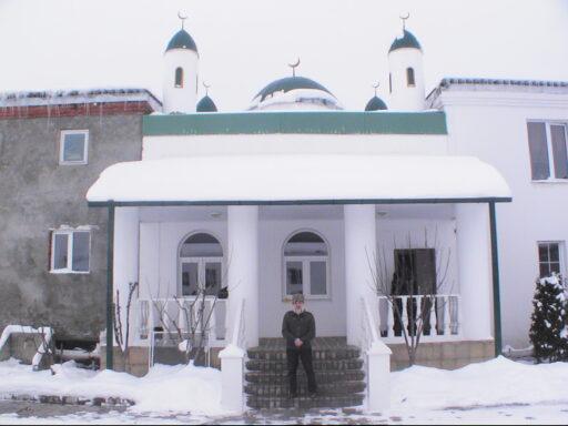 Имам Духовного управления мусульман Республики Адыгея и Краснодарского края провел хутбу в мечети ИК-2